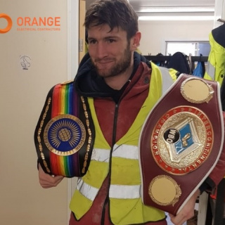 Orange Electrical Tommy Langford